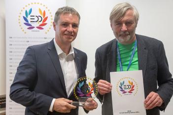 Фрезерный модуль 3,6 кВт Zünd RM-L получил награду EDP «Лучшая цифровая режущая система»