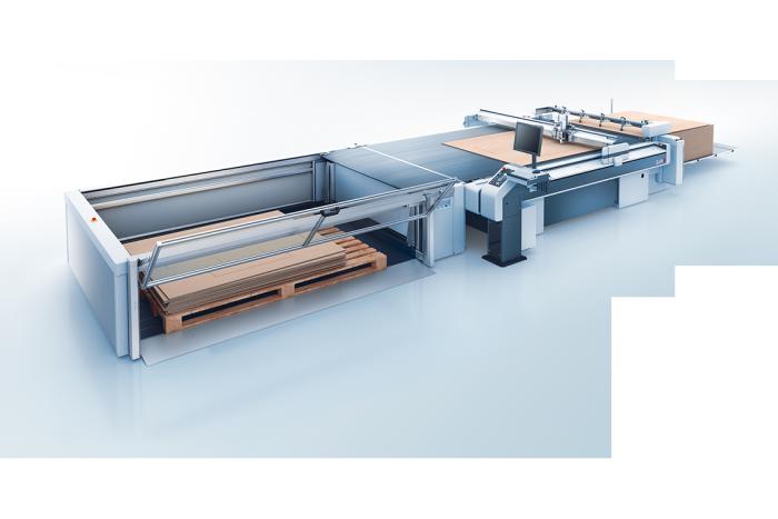Система автоматической подачи листов/панелей (BHS)