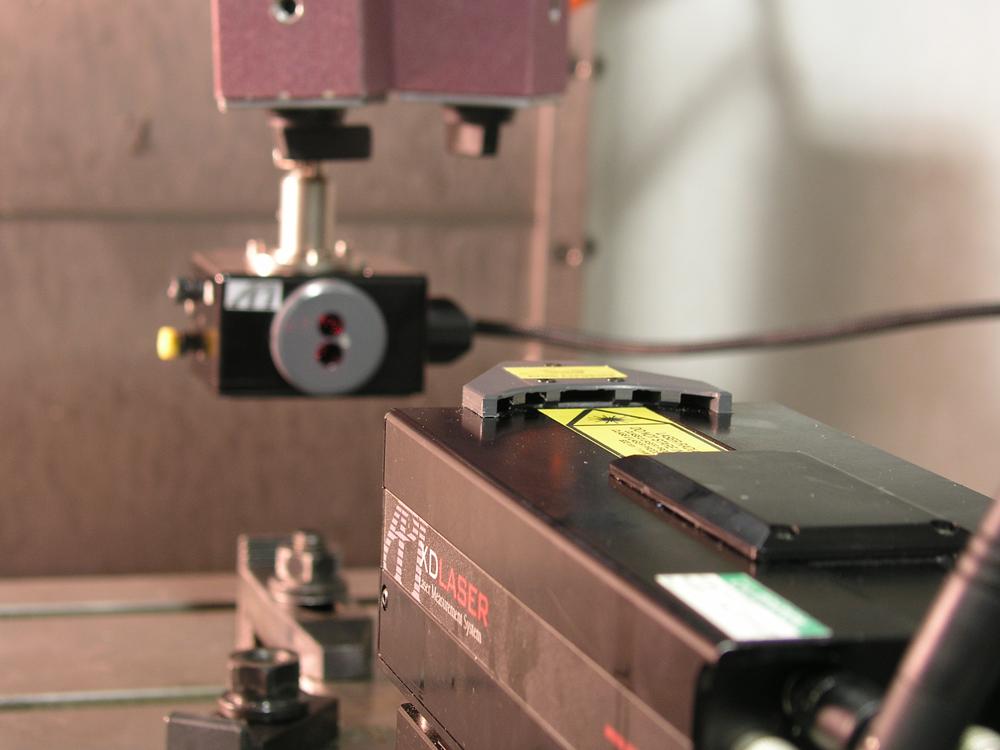 Системы контроля точности станков