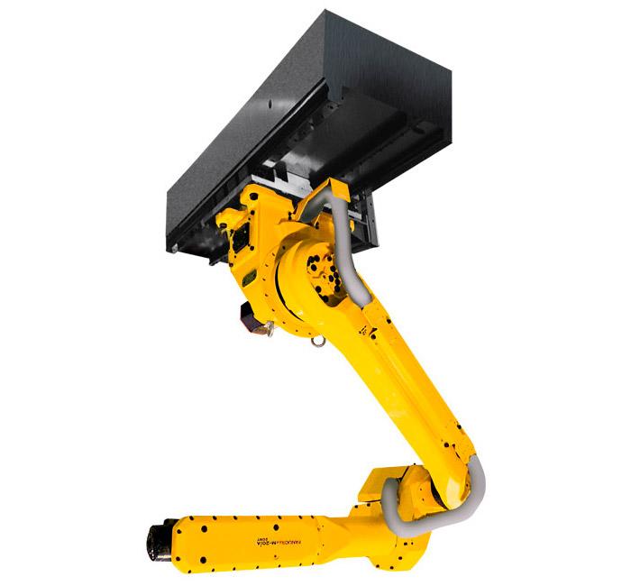 Основные преимущества роботов компании FANUC: