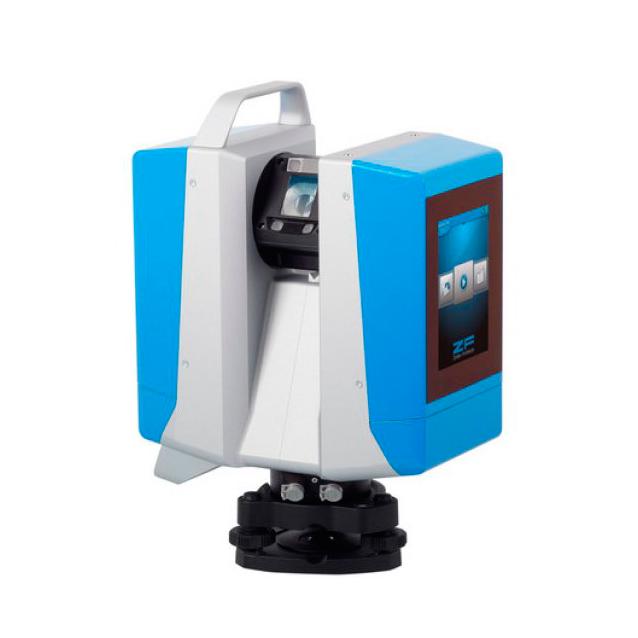 Компания Zoller+Fröhlich анонсировала новый трехмерный лазерный сканер Imager 5016