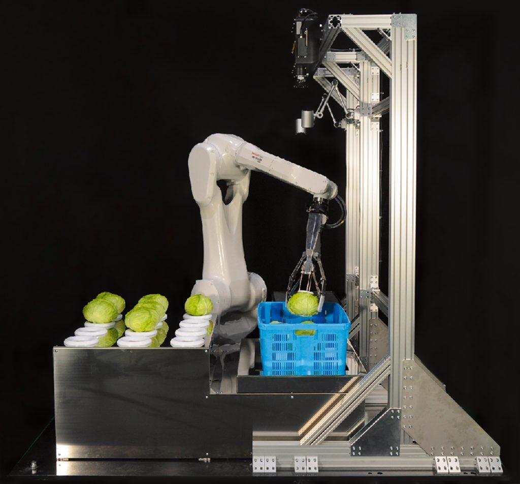 Fanuc представила нового робота R-20iB/25C для чистых помещений