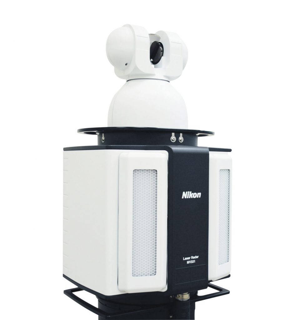 Лазерный радар серии MV300