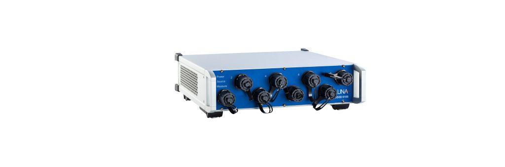Система измерения температуры и деформации ODiSI 6000