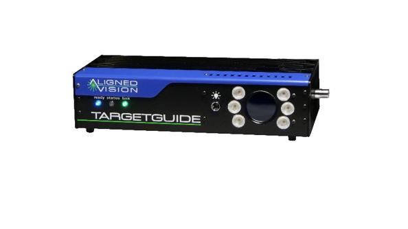 Aligned Vision представила прототип Системы автоматической привязки проекторов – TARGETGUIDE