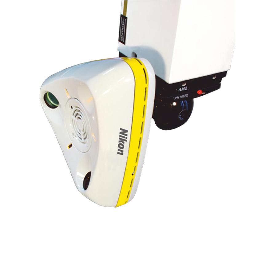 Лазерный сканер XC65Dx