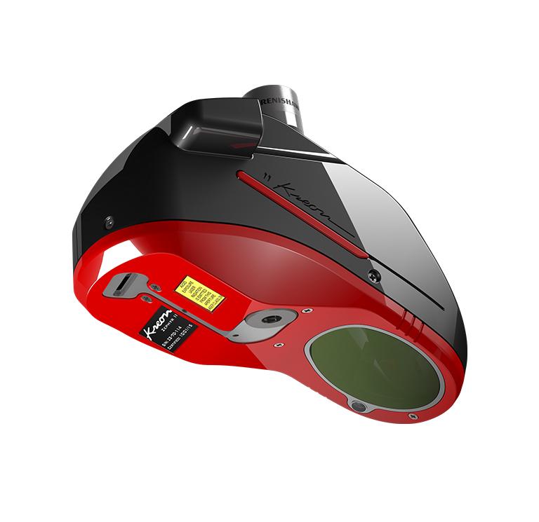 Лазерный сканер Zephyr II Blue