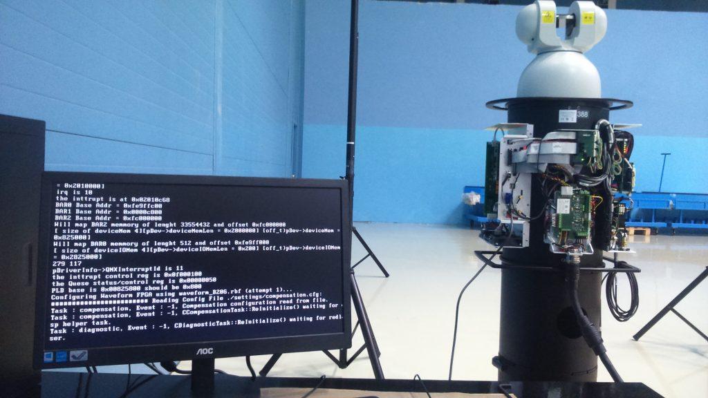 <br>Измерительная система на базе лазерного радара серии MV300