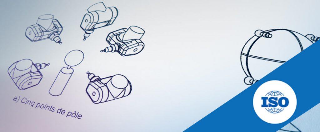 Получен стандарт ISO 10360 для измерительных манипуляторов и лазерных сканеров
