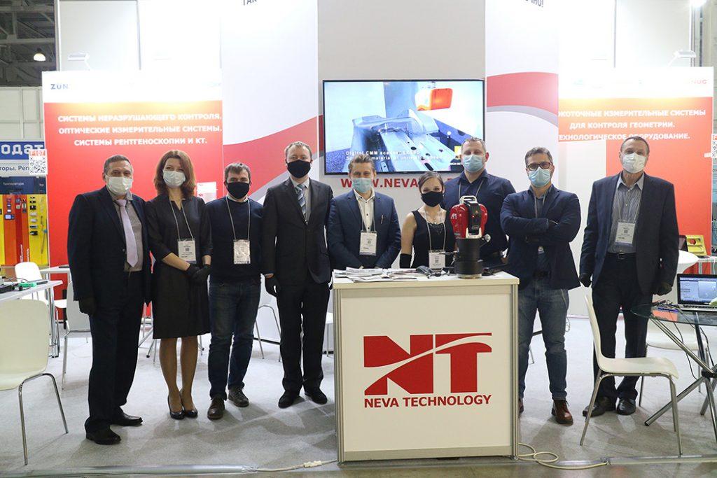 Нева Технолоджи приняла участие в выставке