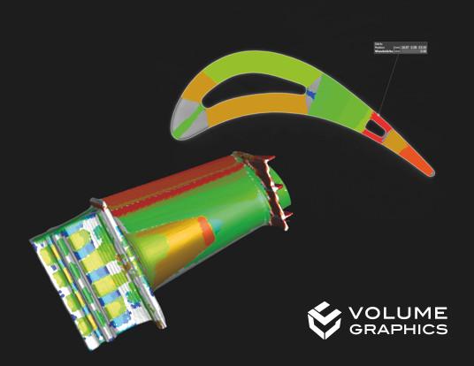Продукты Volume Graphics